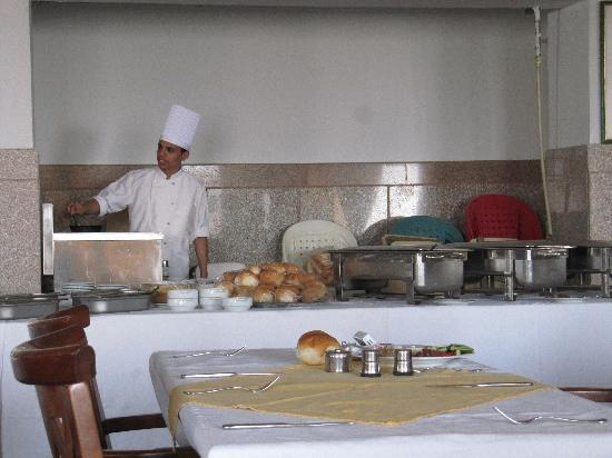 New Pola Hotel Luxor: Breakfast Buffet