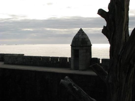 Fortaleza de Baiona