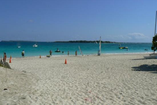 Orient Beach - St Maarten - Picture of Orient Bay Beach