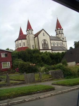 cute little German town in Chile, Puerto Varas