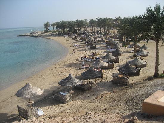 Kahramana Beach Resort: la spiaggia principale