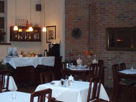 Hotel Stare Miasto: Hotel dining room