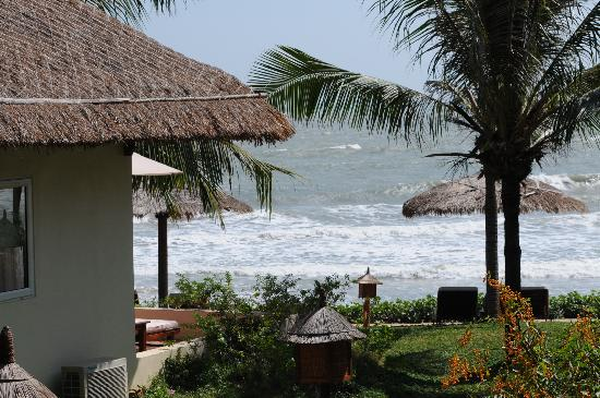 Thatched Roof Bungalows Picture Of Victoria Phan Thiet