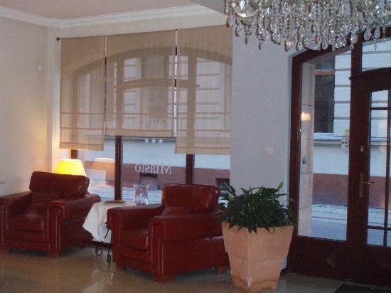 Hotel Stare Miasto: Hotel lounge