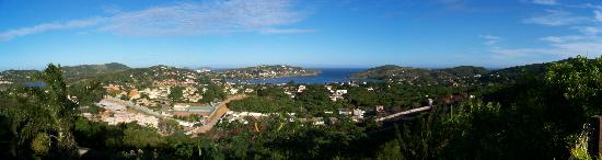 Tropico de Capricornio: Vista Panoramica desde la Piscina a Ferradura