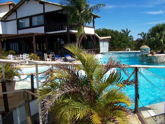 Tropico de Capricornio: Vista de la Piscina