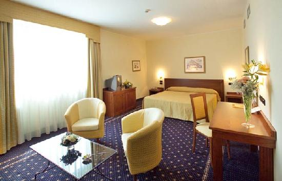 Best Western Hotel Cavalieri: Junior Suite