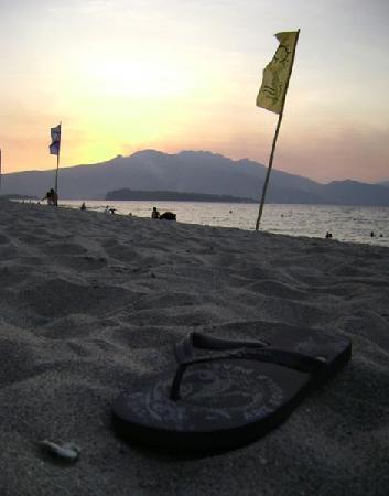 Camayan Beach Resort and Hotel: beautiful view.only in Camayan.A truly hidden gem