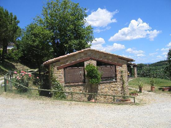 "Agriturismo Il Serraglio: Ferienhaus ""La Vigna"""