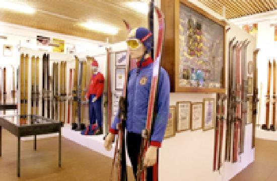 FIS-Ski-Museum: Skimuseum