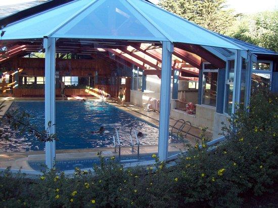 Rupu Pehuen Resort: pileta climatizada