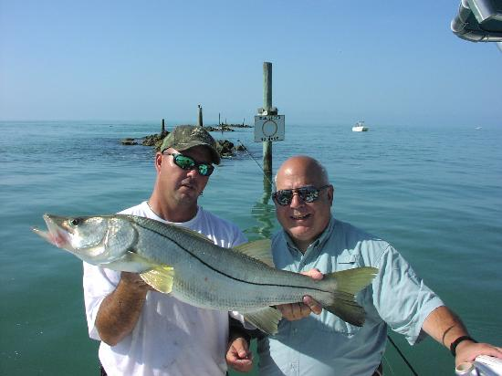 Six Chuter Fishing Marco Island