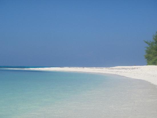 Νησί Ντενί, Σεϋχέλλες: plage
