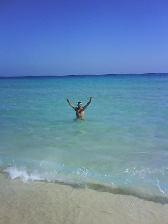 Suite Hotel Atlantis Fuerteventura Resort : al agua pato