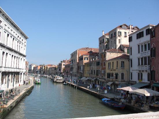 Hotel Spagna: The beautful Venice!