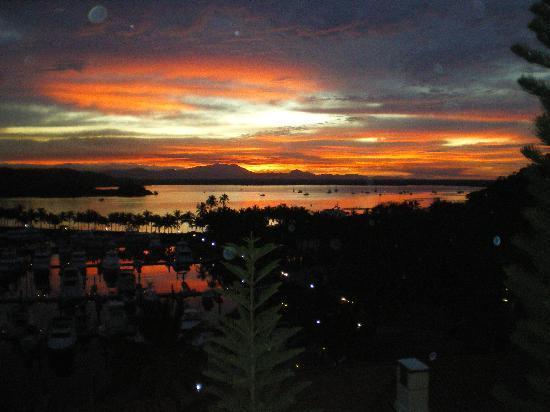 Grand Isla Navidad Resort: view from balcony