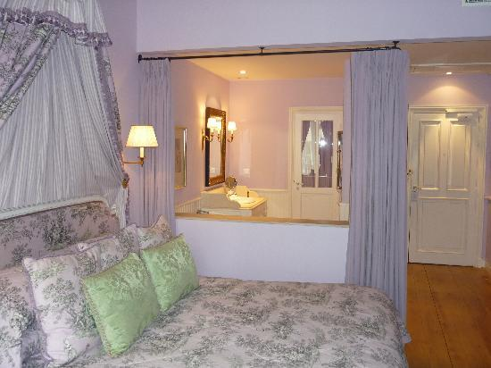 Hotel de Toiras: Chambre