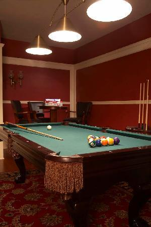 Fairview Inn: Game Room