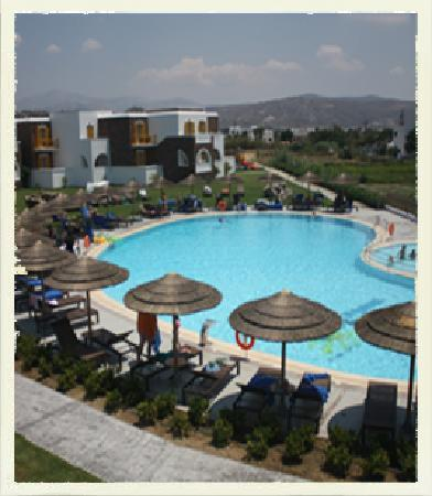 Aegean Land: Aegean Palace Swimming Pool