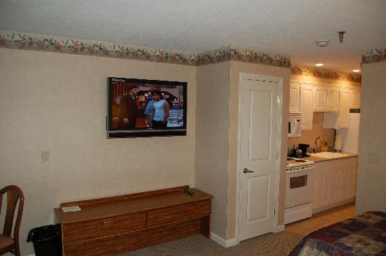 Shiretown Motor Inn: MINI SUITE