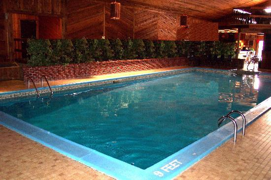 Shiretown Motor Inn: INDOOR POOL