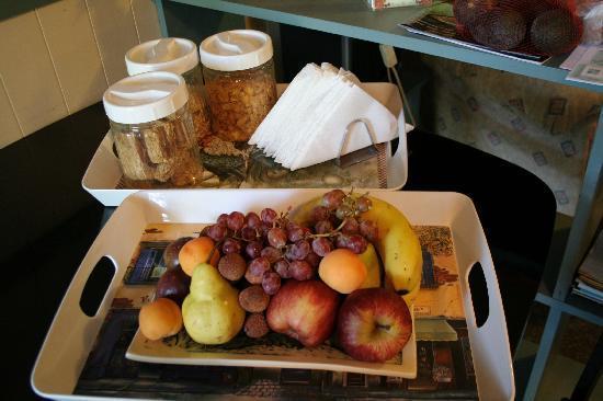 The Gables: breakfast