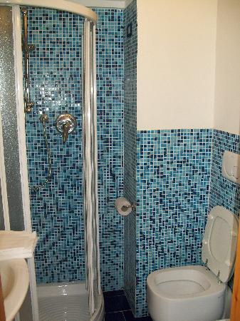 Soggiorno Gloria : bagno in camera