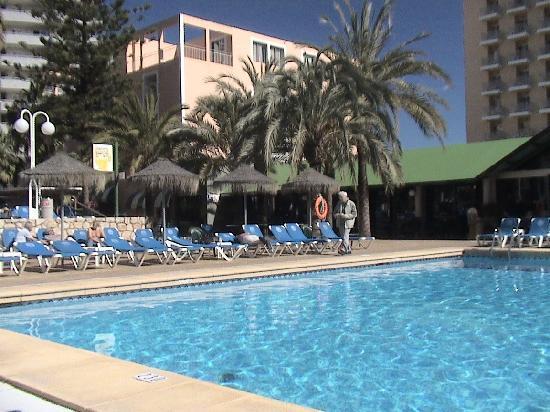 Servigroup Pueblo Benidorm : Outdoor main pool