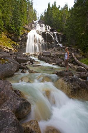 Hiking in the Nahatlatch Valley, REO Rafting, BC.