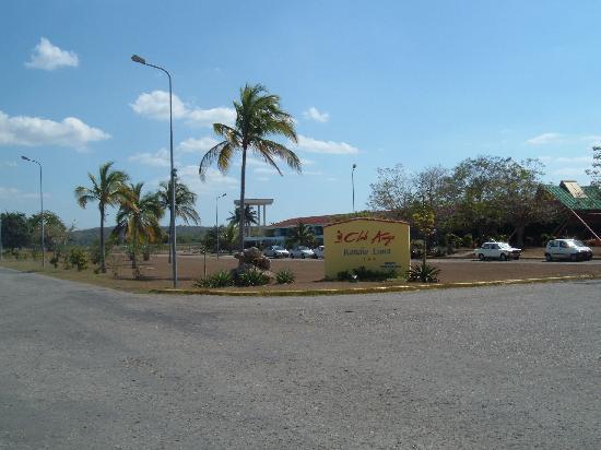 Hotel Rancho Luna: hotel