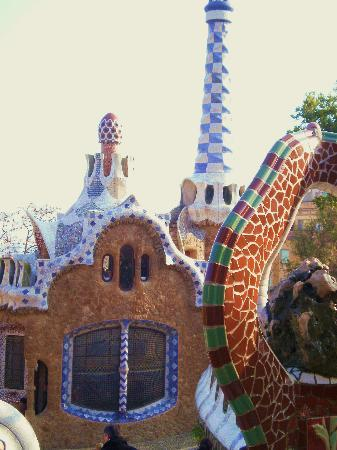 Hotel Barcelona Catedral: Park Guell