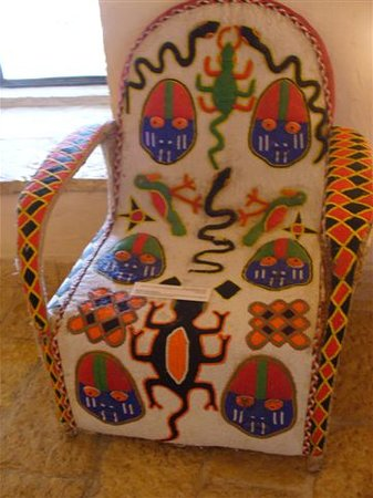 Jaffa, Israel: Art from Africa