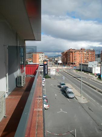 Hotel Tudanca Miranda: View from Balcony