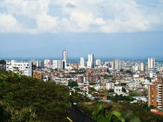 Cali, Colombie : vista panoramica