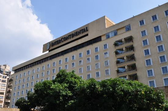 Cali, Colombia: Intercontinental Hotel