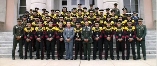 San Pedro Sula, Honduras: ESTA ES LA 43 PROMOCION DE OFICIALES  DE LA ACADEMIA ACADEMIA MILITAR DE HONDURAS GENERAL FRANCI