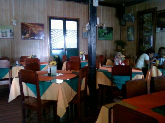 Serendib : The main dining room