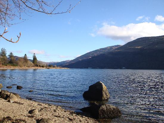 Burnbrae Bed and Breakfast : From a more relaxing walk