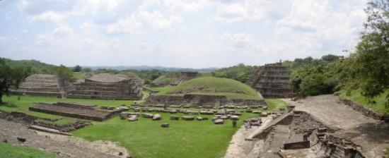 Poza Rica, Meksika: Vista Ruinas del Tajin, Veracruz , Mexico, sep 09