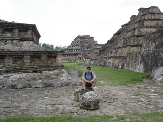 Poza Rica, Meksika: Tajin, Veracruz , Mexico, sep 09