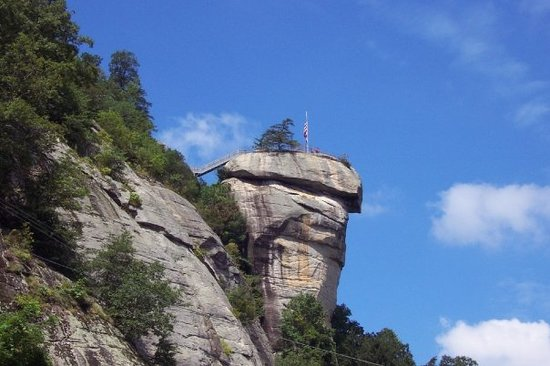 Chimney Rock Photo