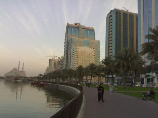 Sharjah Bild