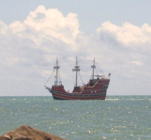 Ocala, Flórida: this was down in Clearwater, it was really cool ship