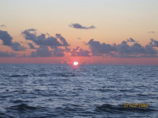 โอกาลา, ฟลอริด้า: Sunset @ Clearwater Beach, seriously thinking of moving down there