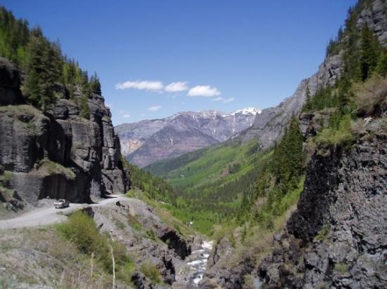 Ouray, CO: Imogene Pass, Colorado