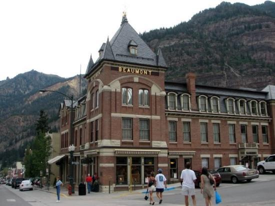 Motels Near Ouray Co