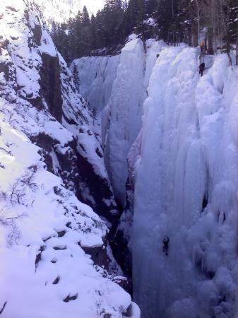 Ouray Ice Park: Ouray Box Canyon Ice Climbing Park