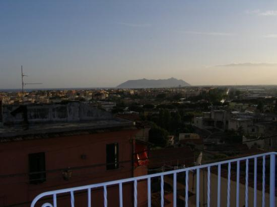 Terracina, إيطاليا: View from the terrace