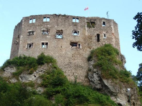 Bad Liebenstein, Allemagne : Schlossruine