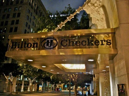 Hilton Checkers Hotel Downtown Los Angeles